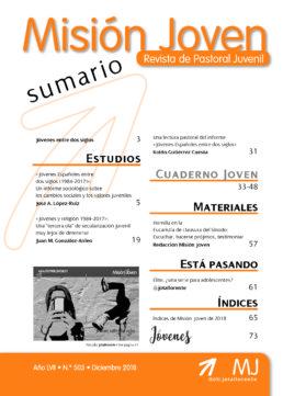 MJ503 01 SUMARIO